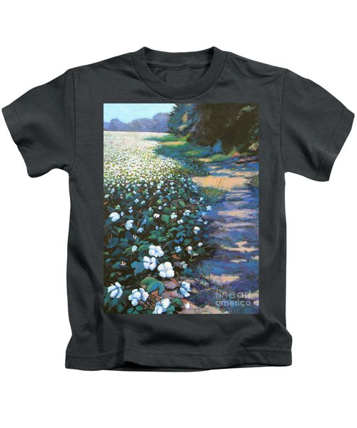 Cotton Field Kids T-Shirt