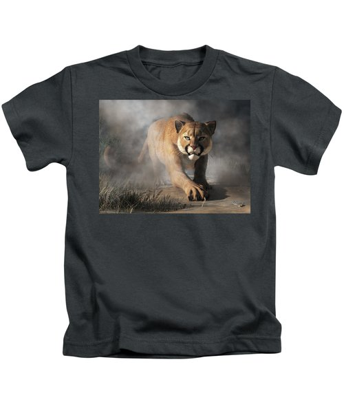 Cougar Is Gonna Get You Kids T-Shirt