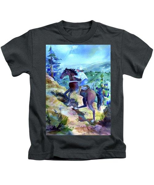 Cougar Rock Kids T-Shirt