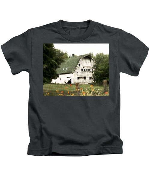Country Lilies Kids T-Shirt