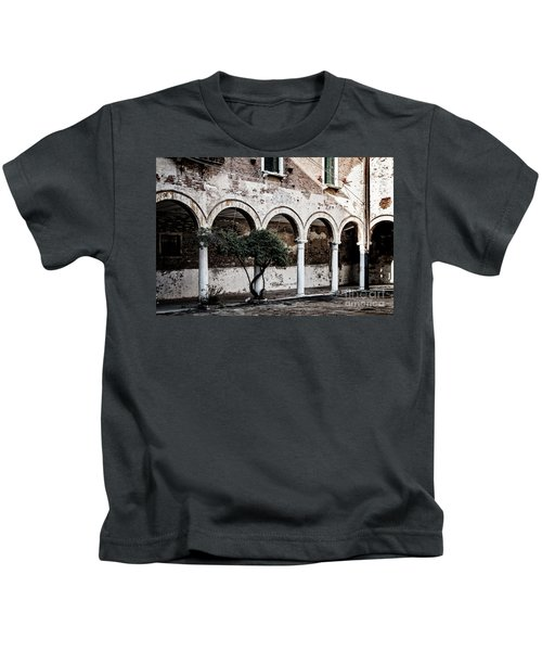 Courtyard Kids T-Shirt