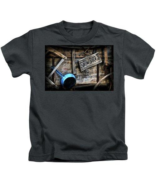 Covered Wagon Kids T-Shirt