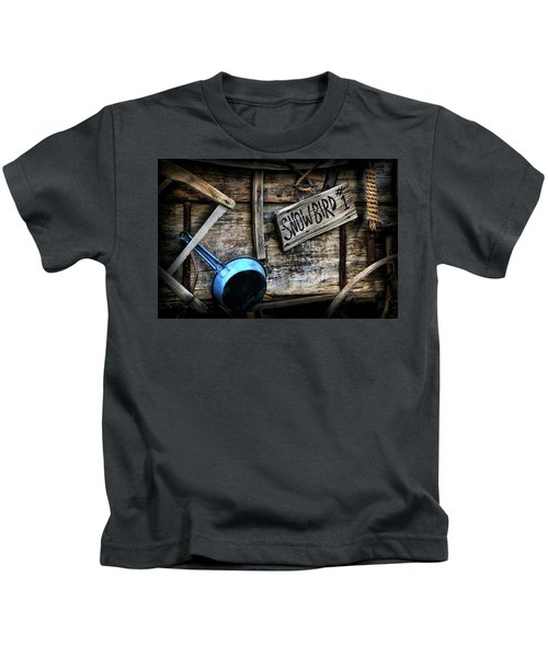 Covered Wagon Kids T-Shirt