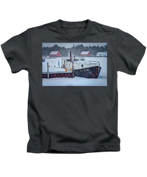 Cr Tug Kids T-Shirt