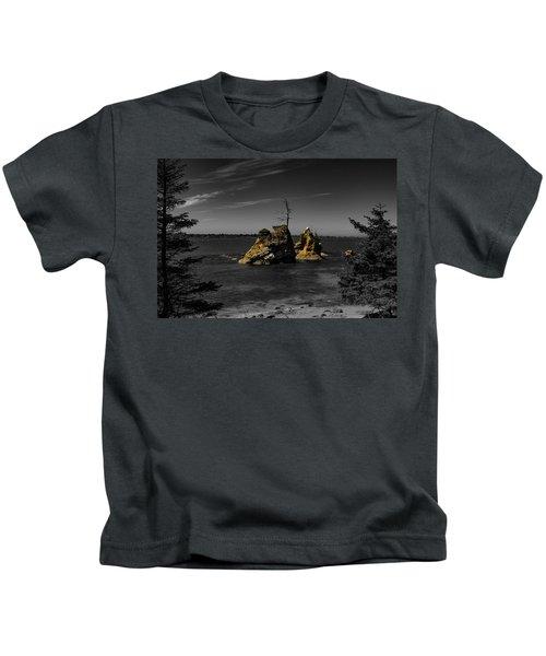 Crab Rock Kids T-Shirt