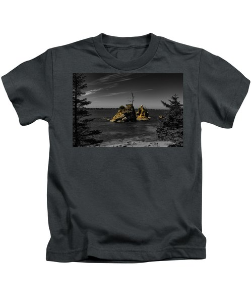 Crab Rock Kids T-Shirt