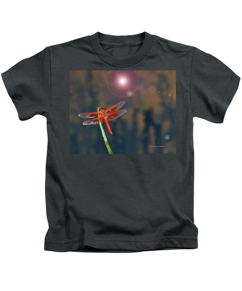 Crackerjack Dragonfly Kids T-Shirt