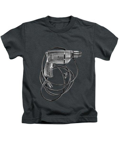 Craftsman Drill Motor Bs Bw Kids T-Shirt