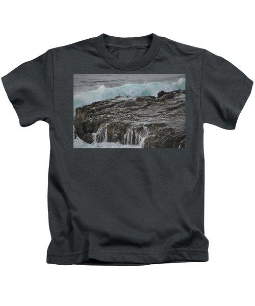 Crashing Wave Kids T-Shirt