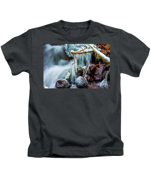 Creekside Icicles Kids T-Shirt