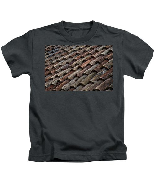 Croatian Roof Tiles Kids T-Shirt