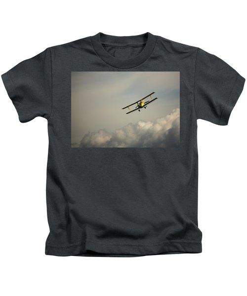 Crop Duster Kids T-Shirt