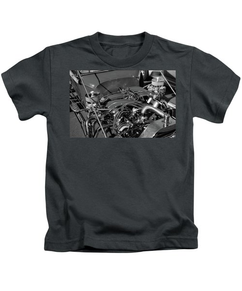 Crossflow Bw Kids T-Shirt