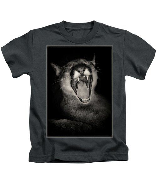 Cruz Yawning Kids T-Shirt