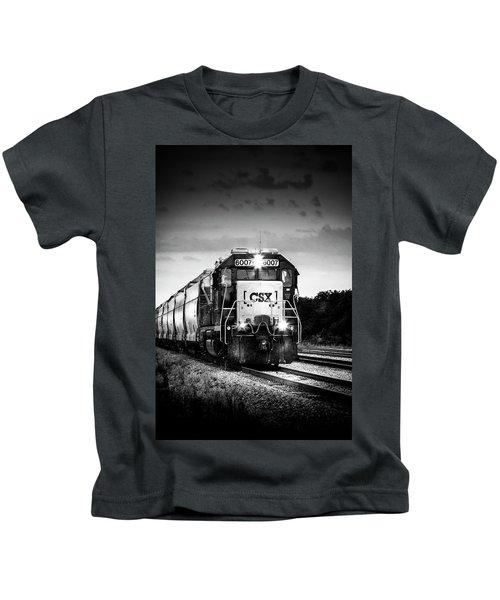Csx 6007 Kids T-Shirt