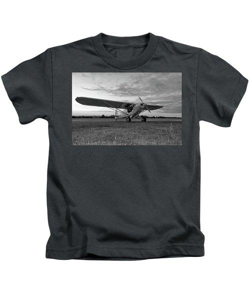 Cub At Daybreak Kids T-Shirt