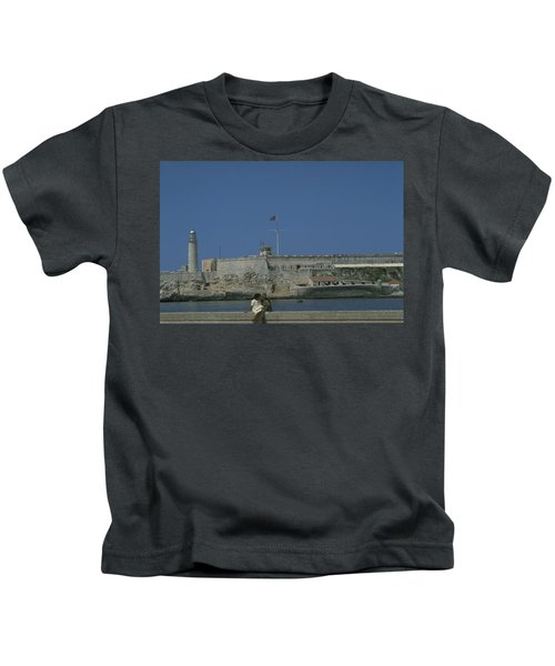 Cuba In The Time Of Castro Kids T-Shirt