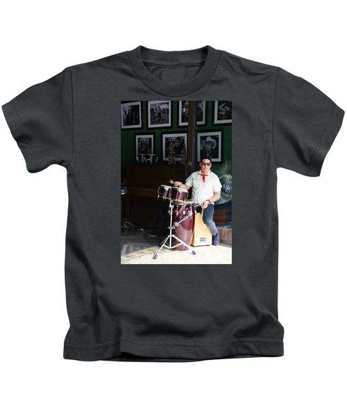 Cuban Band Kids T-Shirt