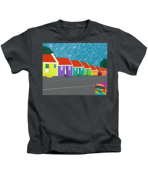 Curacao Dreams IIi Kids T-Shirt