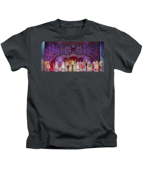 Curtain Call Kids T-Shirt