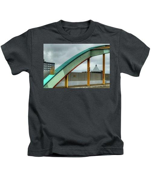 Curving Bridge Kids T-Shirt