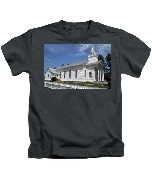 Cutchogue United Methodist Church Kids T-Shirt