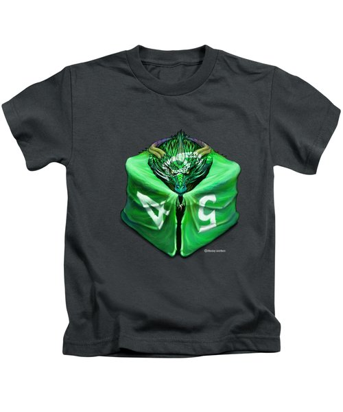D6 Dragon Dice Kids T-Shirt