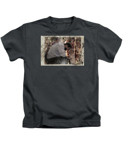 Daddys Hands Kids T-Shirt