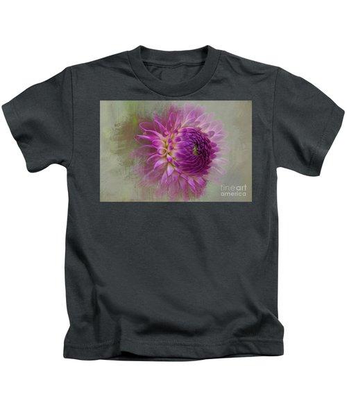Dahlia Dream Kids T-Shirt
