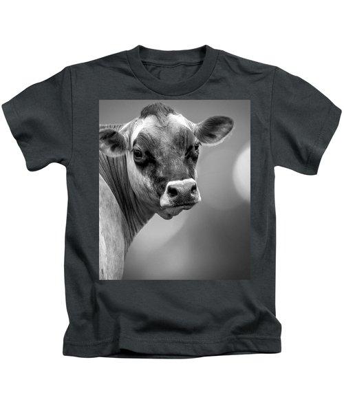 Dairy Cow Elsie Kids T-Shirt
