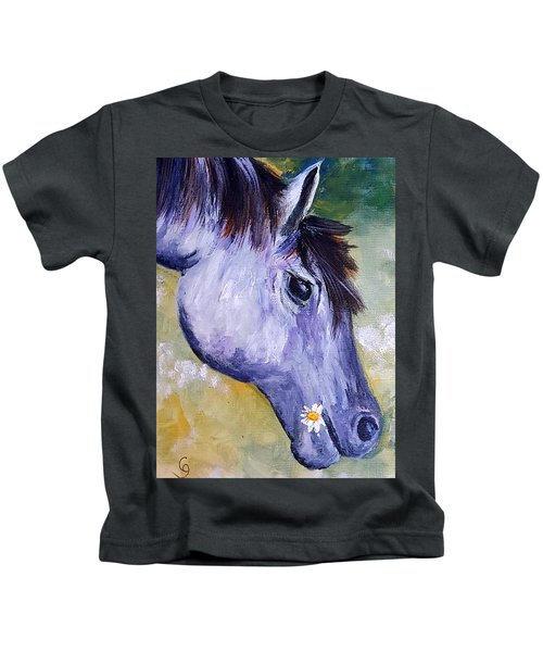 Daisy The Old Mare     52 Kids T-Shirt