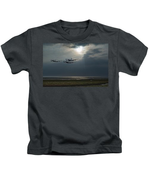 Dambusters Training Over The Wash Kids T-Shirt