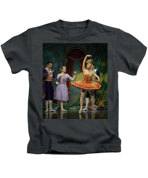 Dancing Doll Kids T-Shirt