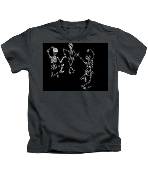 Dancing In The Dark Kids T-Shirt