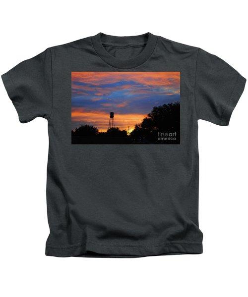 Davenport Tower Kids T-Shirt