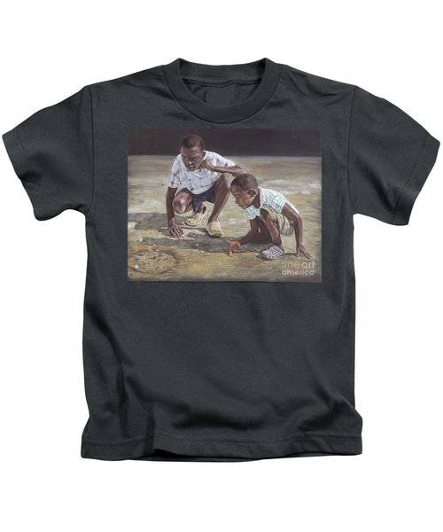David And Goliath Kids T-Shirt