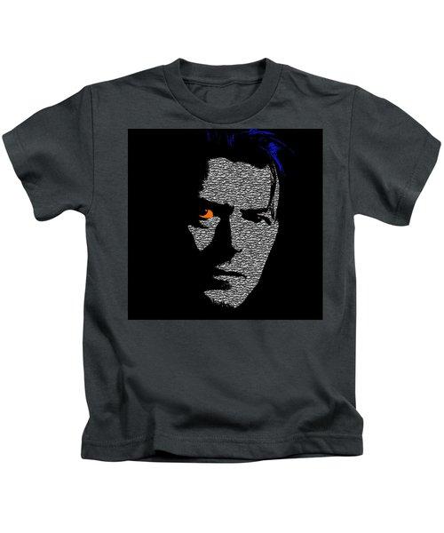 David Bowie 1 Kids T-Shirt