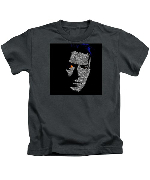 David Bowie 1 Kids T-Shirt