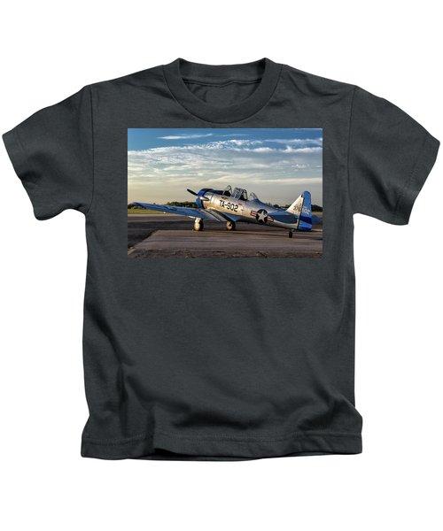 Daybreak On The Lt-6 Kids T-Shirt