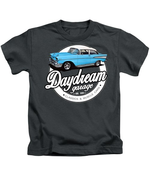 Daydream Garage With Bel Air Kids T-Shirt