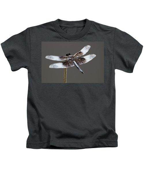 Dazzling Dragonfly Kids T-Shirt
