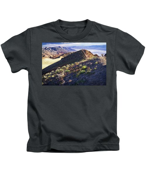 Death Valley At Spring Kids T-Shirt
