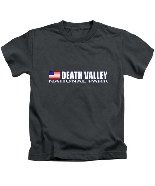 Death Valley Kids T-Shirt by Brian's T-shirts