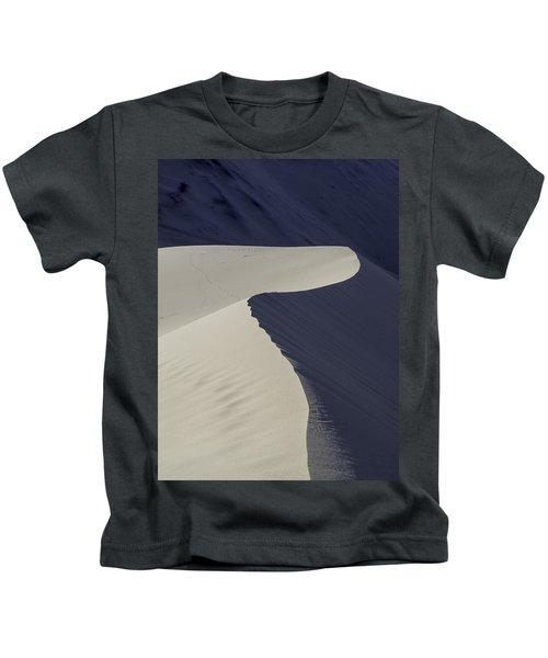 Death Valley Sand Dune Kids T-Shirt