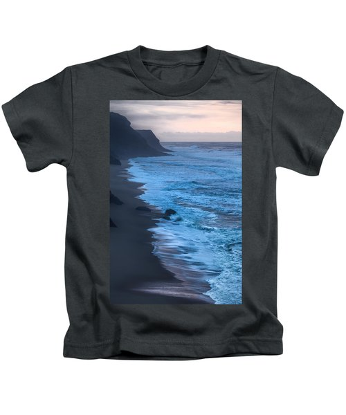 Deep Blue Kids T-Shirt