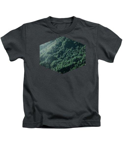 Deep Dark Forest Kids T-Shirt