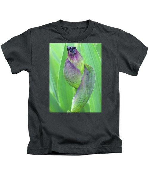 Deep Purple Promise Kids T-Shirt
