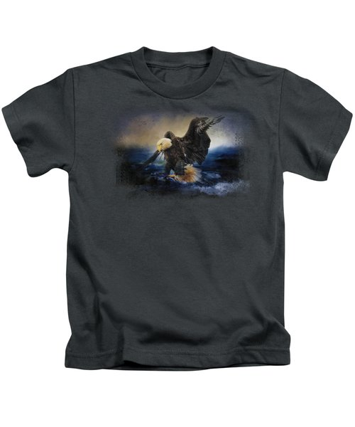 Deep Sea Fishing Kids T-Shirt