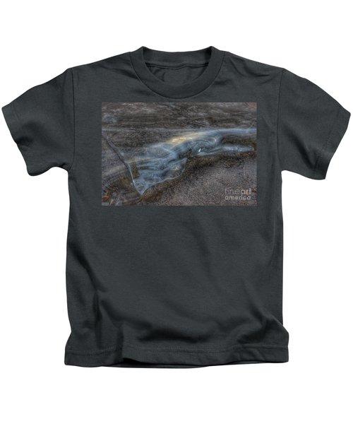 Delaware Water Gap In Winter #6 Kids T-Shirt