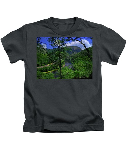 Delaware Water Gap Kids T-Shirt